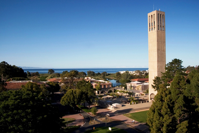 UC santa barbara Campus Tour - 1-hour campus tour will be led by students currently attending the university.