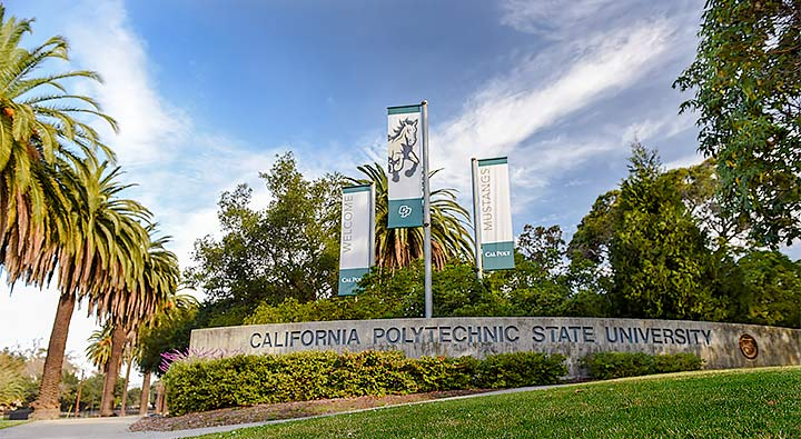 cal poly san luis obispo campus tour - 1-hour campus tour will be led by students currently attending the university.