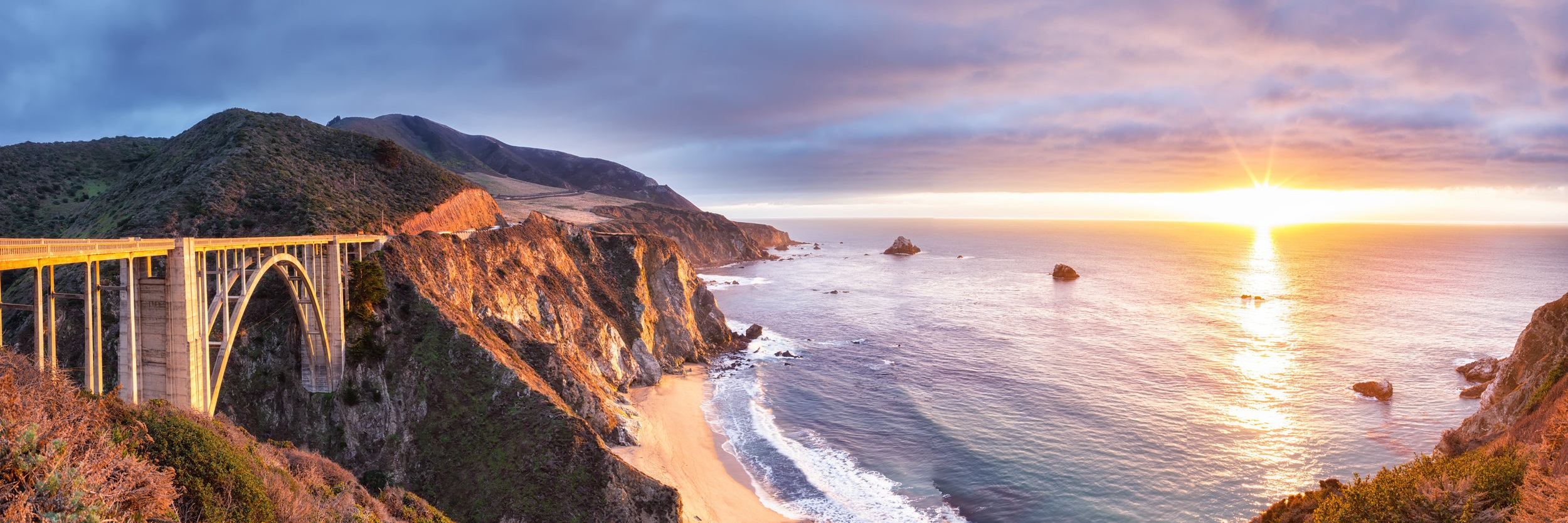 """- Visit the """"must-see's"""" and the hidden gems of beautiful Northern California."""