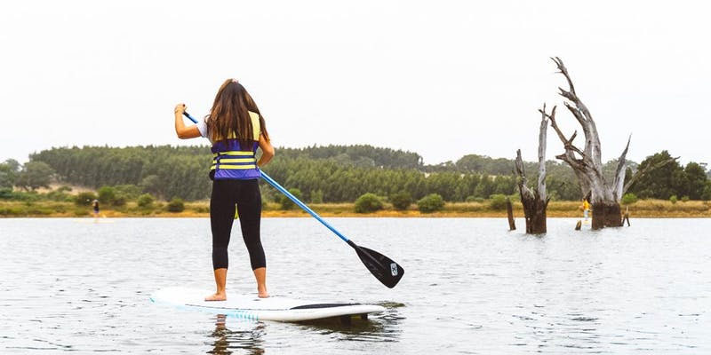 Balancing (Paddle Boarding) Meditation Multiple Events
