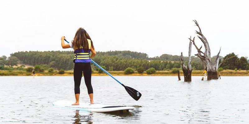 Balancing (Paddle Boarding) Meditation Multiple Events