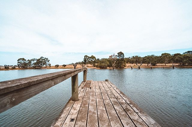 The jetty. The perfect spot to read a book or just be still with nature. ⁠ Accommodation details in bio (or highlights) #Askara