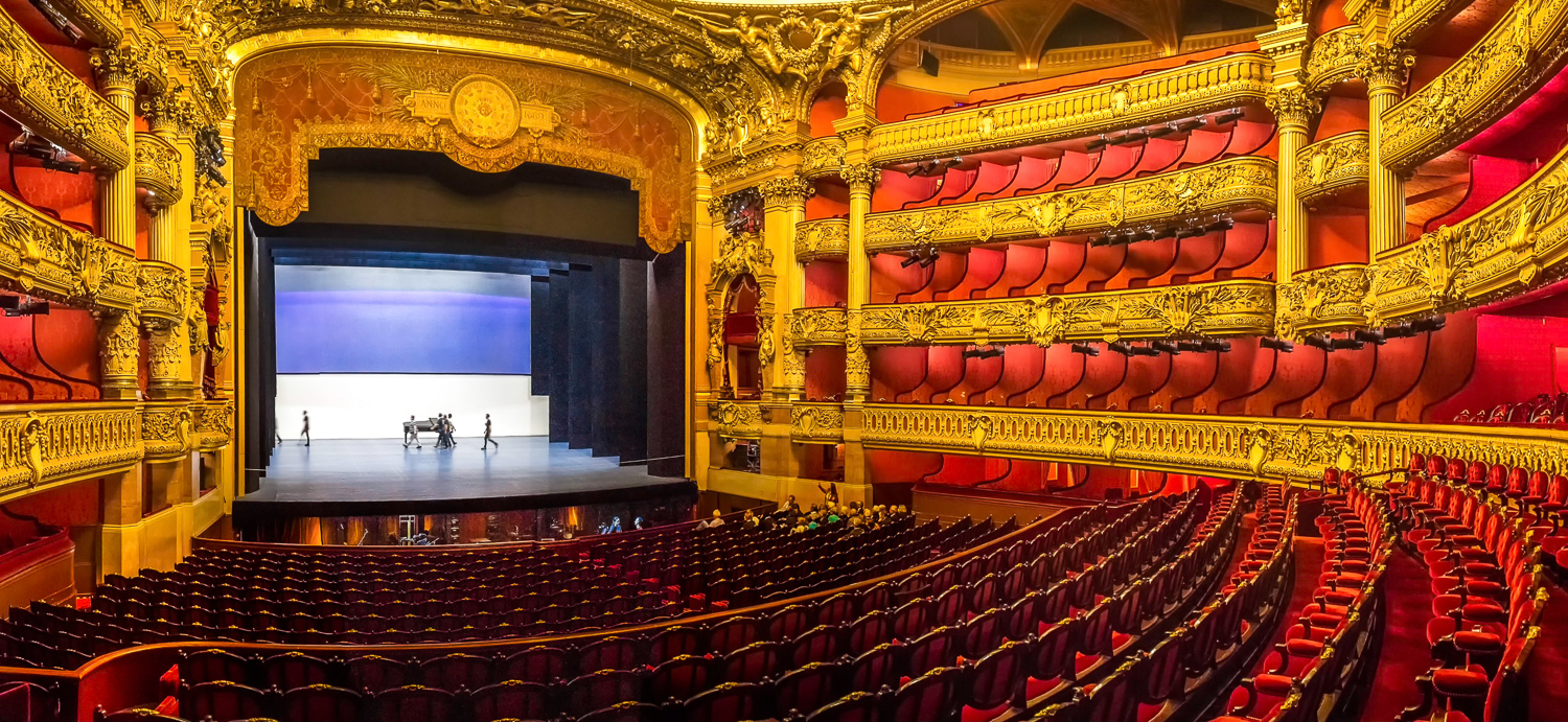 The Stage of Opera House
