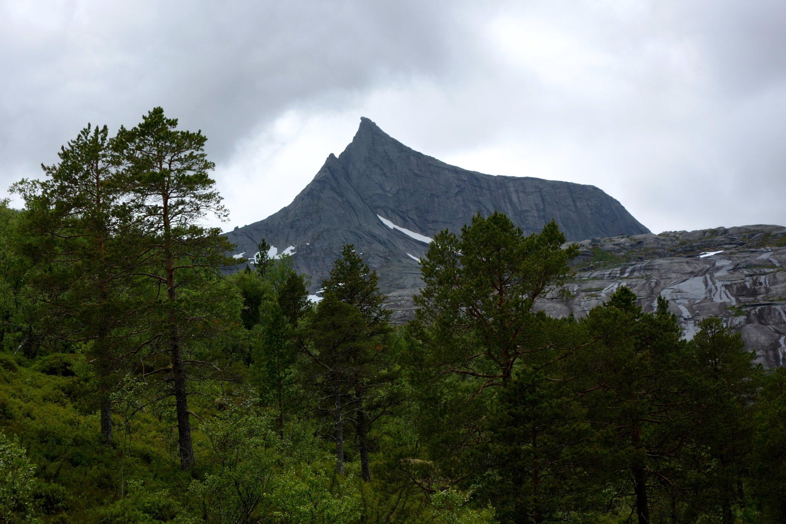 Kugelhorn - Under-dog. Fantastisk klatrefjell og rundtur.