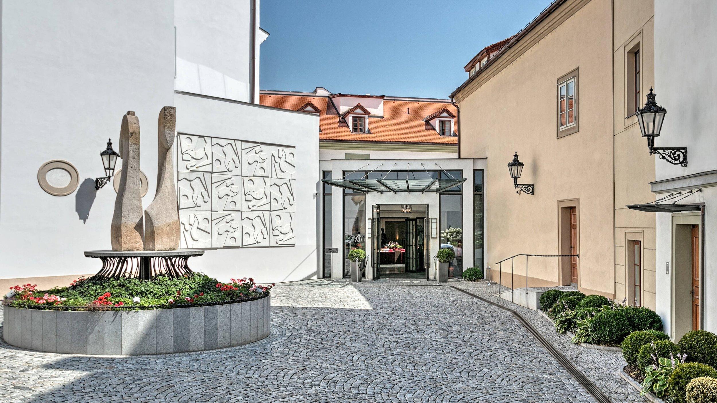 Augustine Entrance