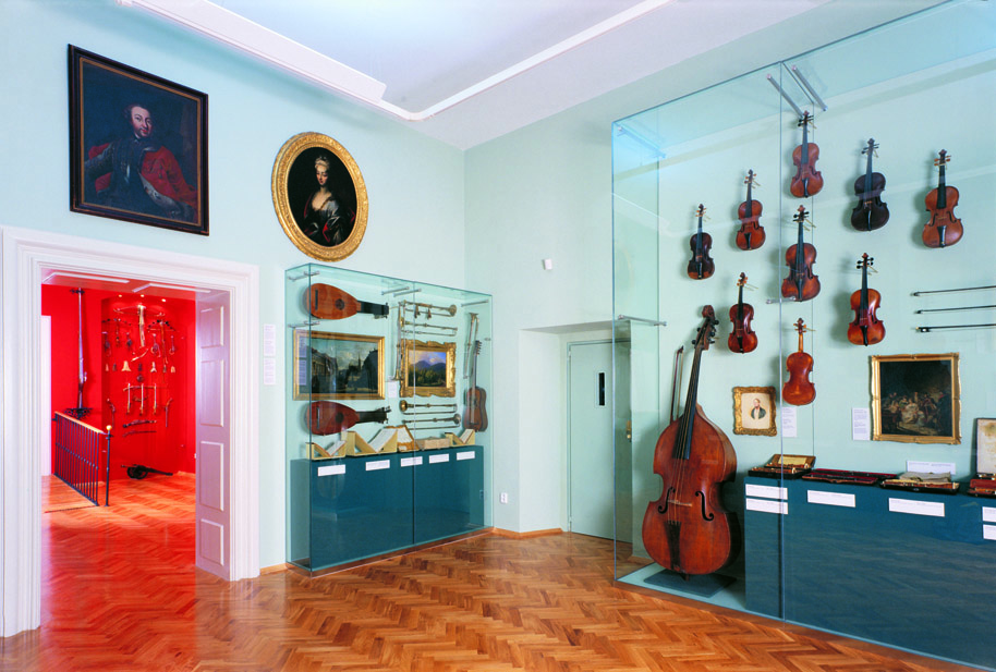 Current Music Room, Lobkowicz Palace
