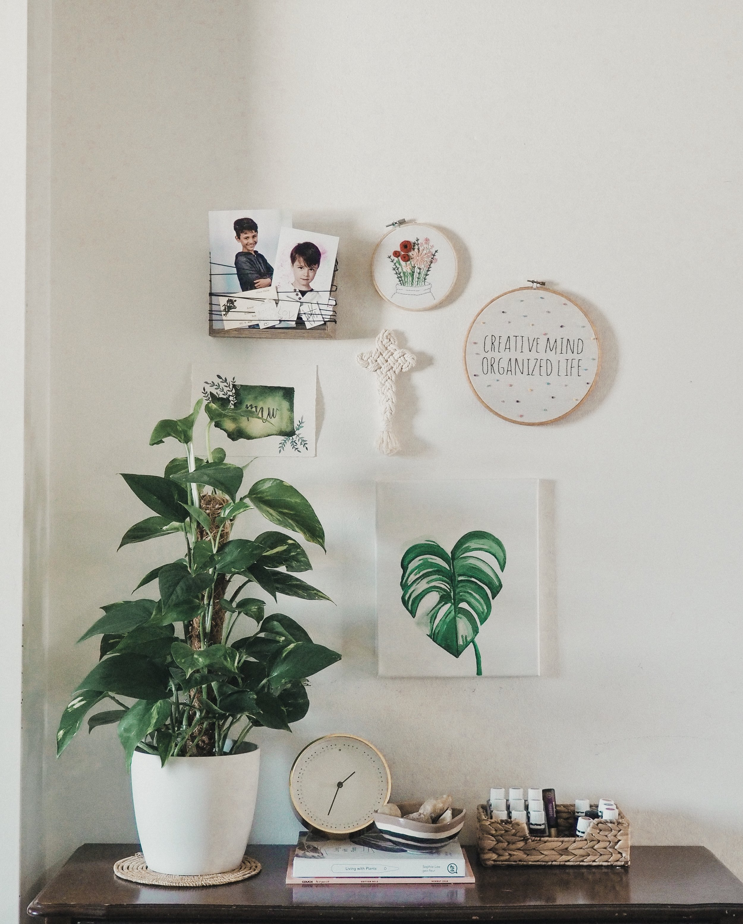 My Plant Fam: What I've Learned in My First Year as a Plant Mom | tawnimarie.com