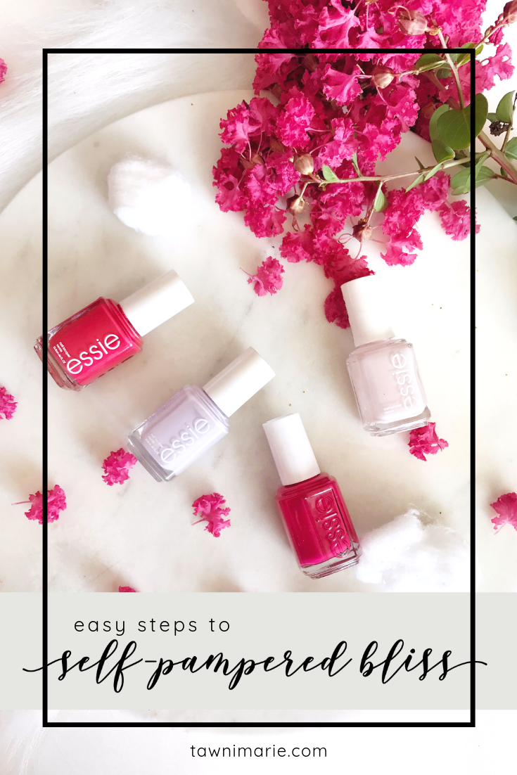 I Style DIY | Easy Steps to Self-Pampered Bliss – A Guest Post | tawnimarie.com