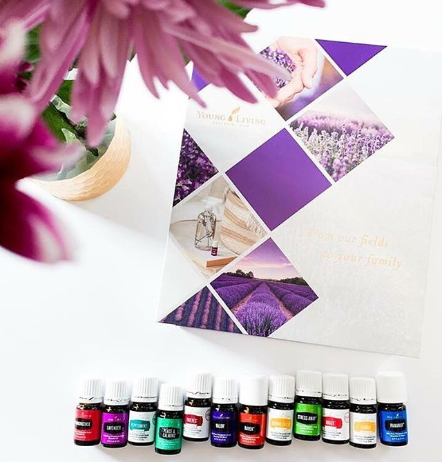 "Of my relatively large collection of essential oils, there are about 20 that I find myself reaching for on a regular basis, more than any others. You're looking at 12 of them. 😍 This is one of the reasons the Premium Starter Kit is so cool — not only is it over 50% off its retail price, but it also includes a collection of some of the most popular ""everyday oils"" out there. 👏🏻 Trust me. You'll find many uses for each of these bottles. . Get your kit now through the link in my bio! 👆🏻 . . . #relativelyoily #essentialoils #oilylifestyle #healthyliving #theresanoilforthat #healthandwellness #allnatural #nourishyourbody #healthymind #livehealthy #healthyhabits #handsandhustle #oilymama #youngliving  #younglivingessentialoils #yleo #essentialfamilies #oilyadvice #knowbetterdobetter #supportsmallbusinesses #theimperfectboss #authenticliving #pursuewhatislovely #shareyourheart #habitandhome #keepsocialmediasocial #lifedaily #livefullyalive"