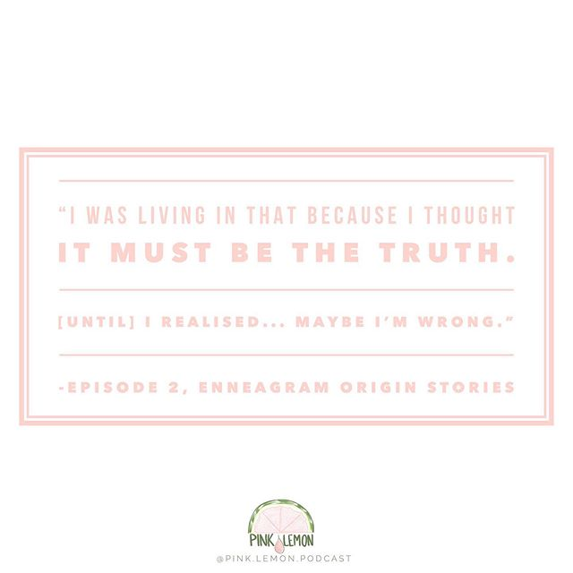 """I was living in that because I thought it must be the truth. [Until] I realised… maybe I'm wrong."" 💡 How many of you feel like you've been FREED since discovering and beginning to understand your Enneagram type? And who here has mistyped themselves in the past? 🙋🏻‍♀️🙋🏾‍♀️ . . . . . #pinklemonpodcast #enneagram #enneagram1 #enneagram2 #enneagram3 #enneagram4 #enneagram5 #enneagram6 #enneagram7 #enneagram8 #enneagram9 #enneagrampodcast #podcast #podcasting #expatwomen #expatpodcast #momlifepodcast #variegated #introepisode #essentialoilspodcast #womenofvienna #igersvienna #welovevienna #expatwoman #expatliving #takingroute #alifeoverseas #expatfamily #myexpatlife #velvetasheseurope"
