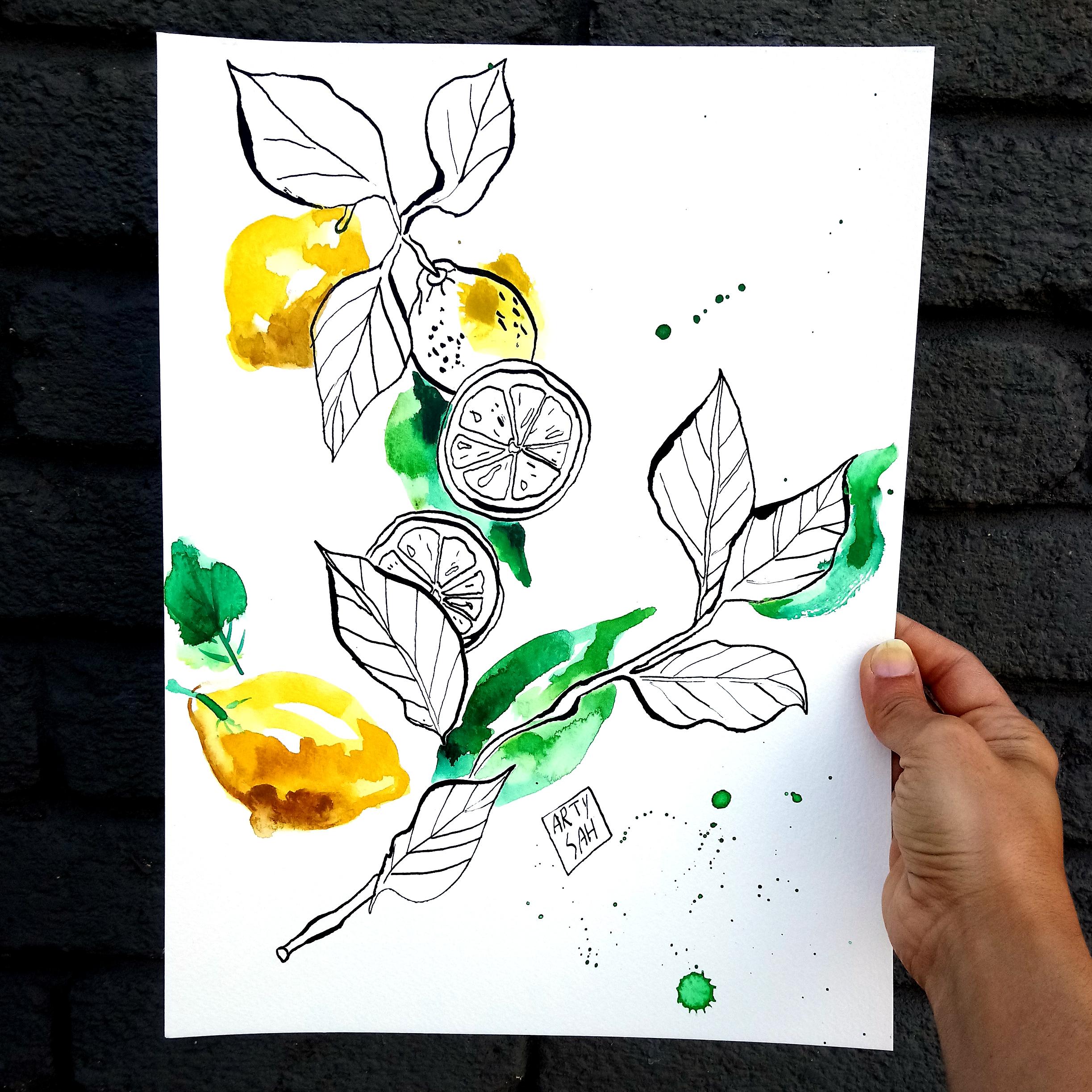 Artysah - Lemons
