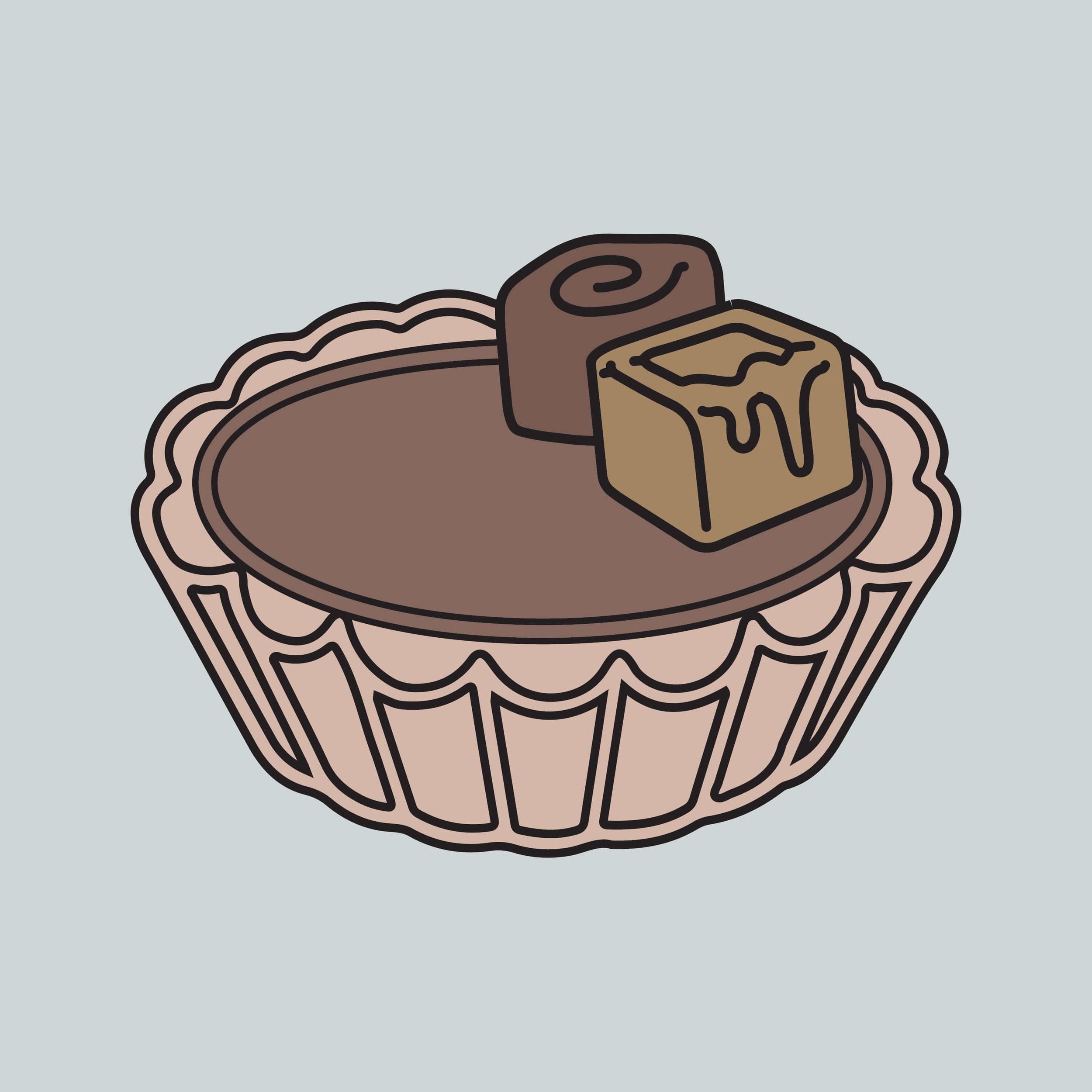 Chocolate Truffle Caramel