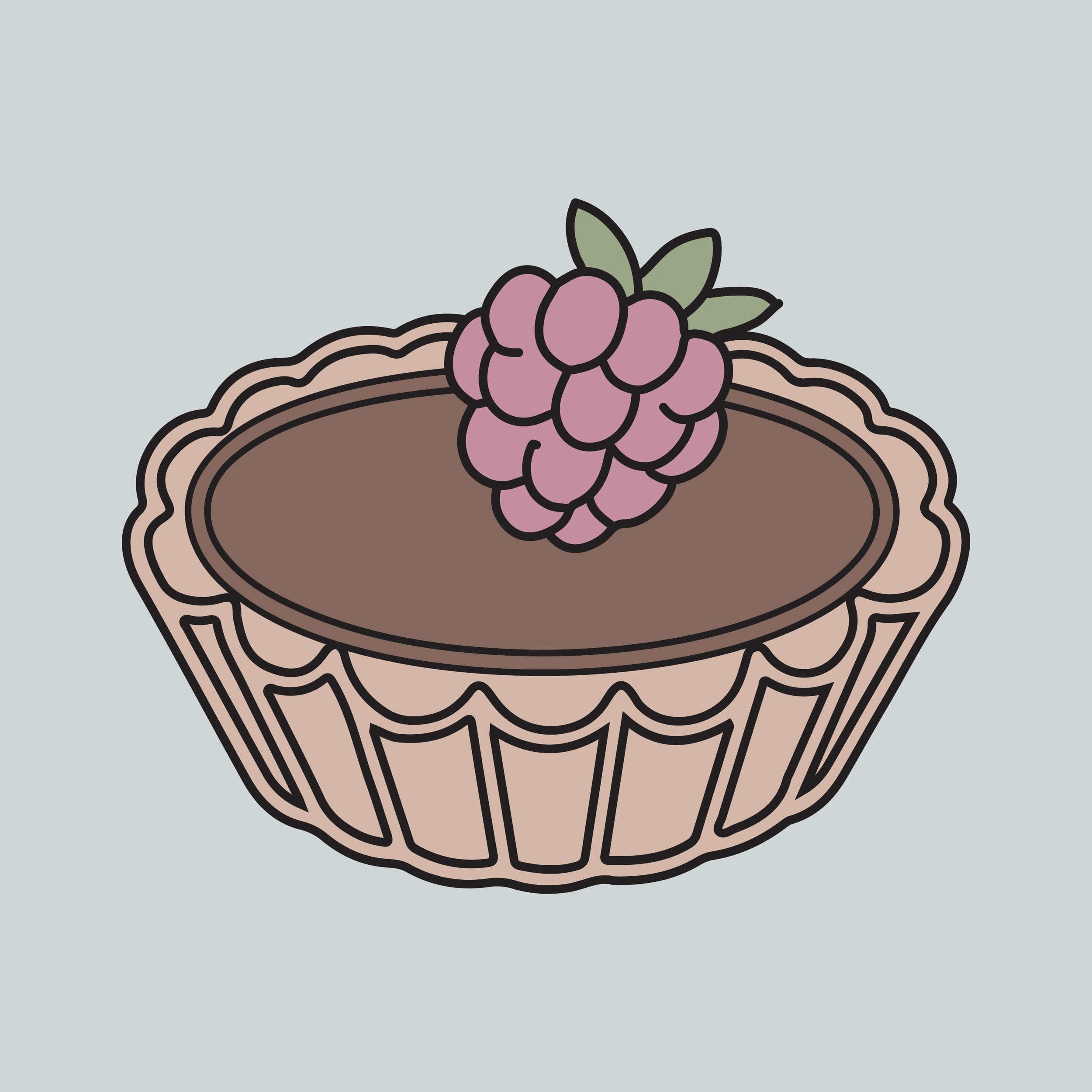 Chocolate Truffle Raspberry