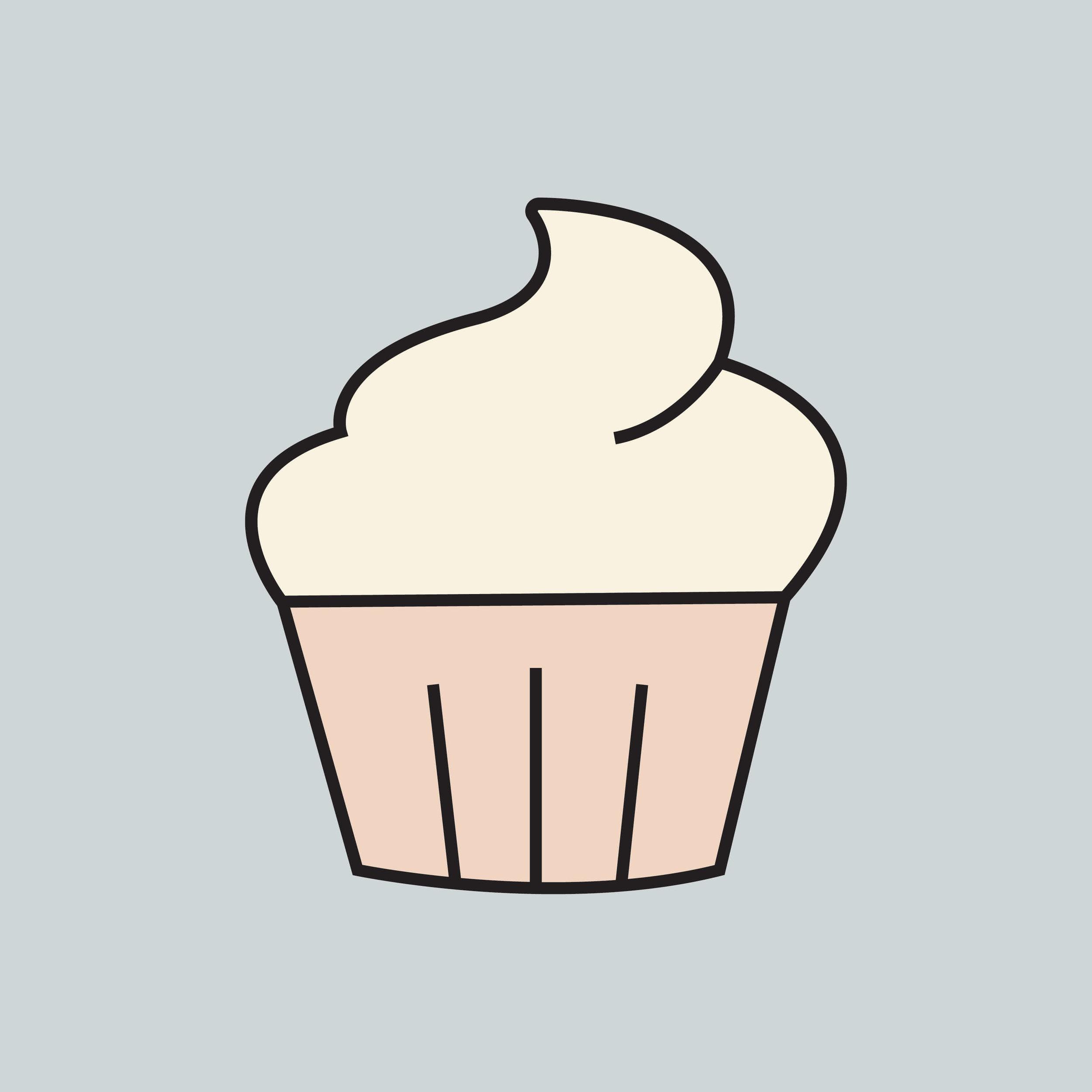 Classic Vanilla Cupcake