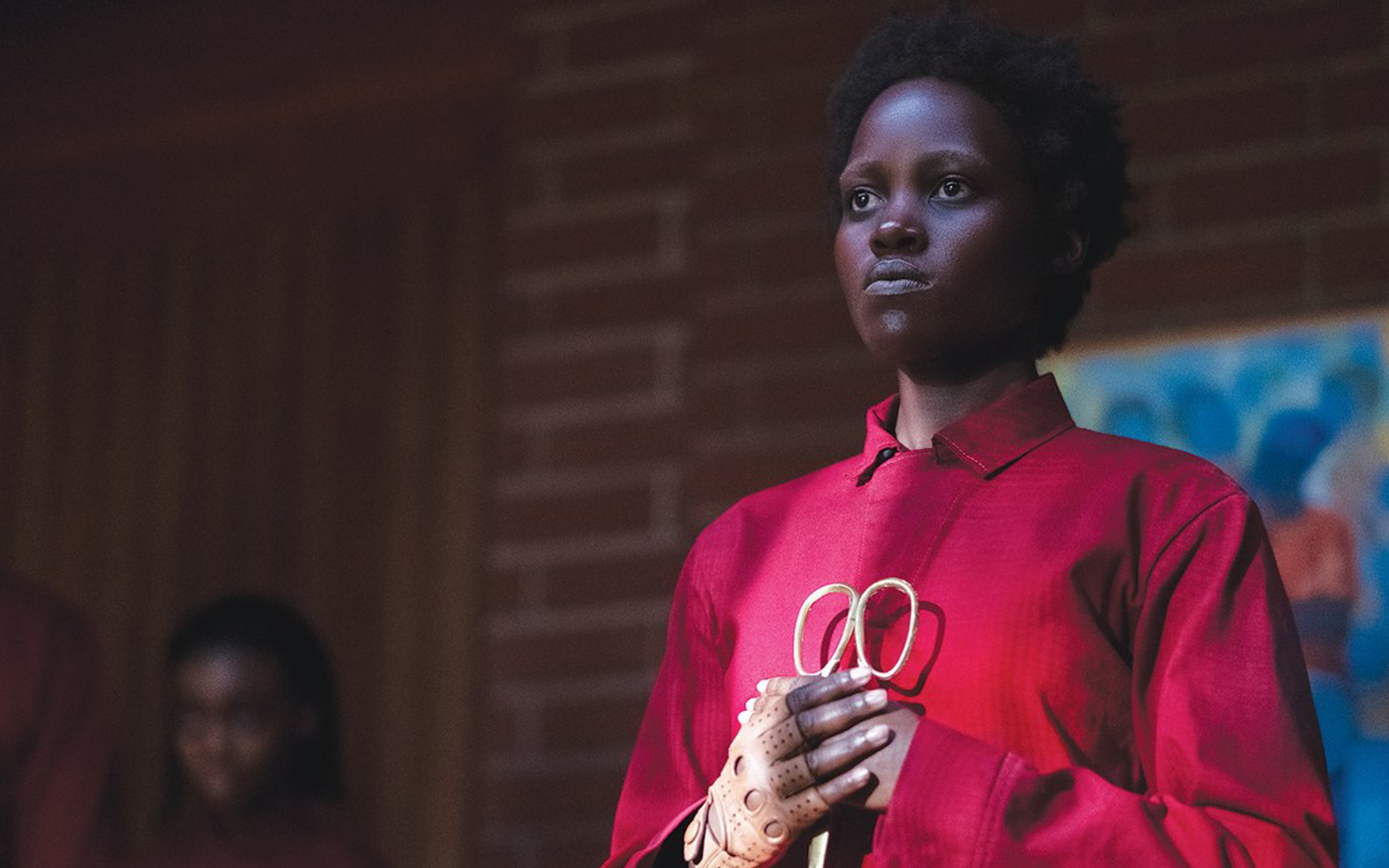 Lupita Nyong'o as Adelaide Wilson/Red in  Us  (2019)