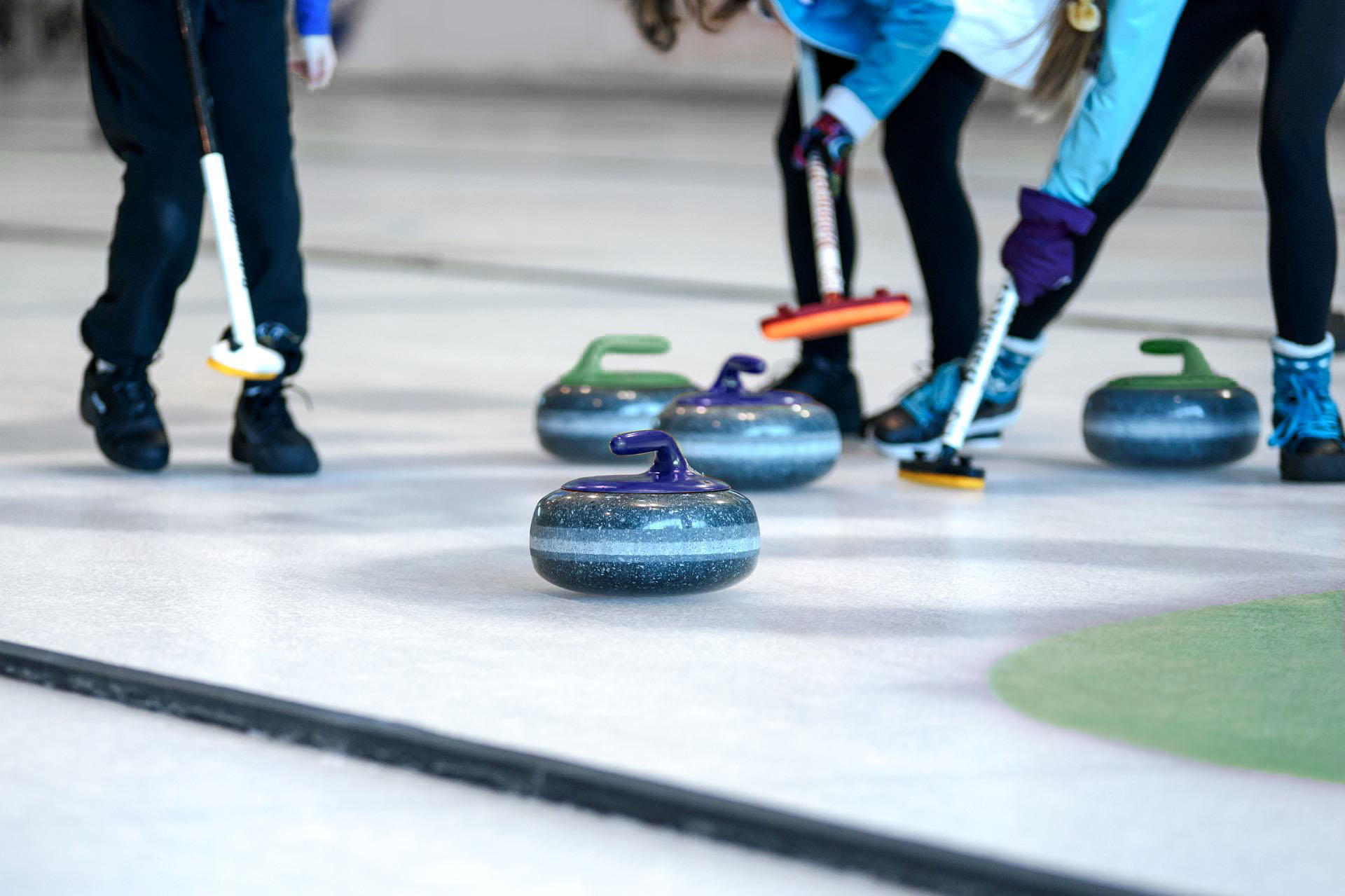 Curling is a great way to team-build and grow within an organization or for a group to bond and celebrate! Please contact us to schedule your next Maple City, MI curling event!