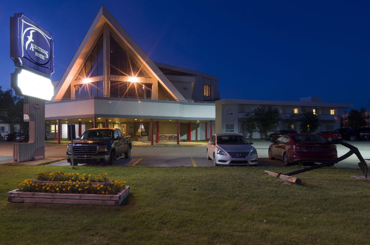 Albatross Hotel - 114 Trans-Canada Highway,Gander, Newfoundland and LabradorA1V 1W8