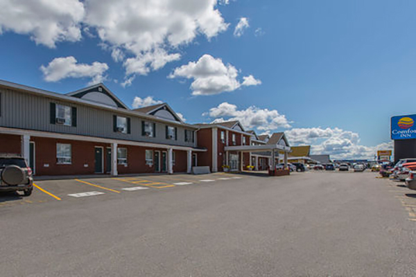 Comfort Inn - 112 Trans-Canada Highway,Gander, Newfoundland and LabradorA1V 1P8