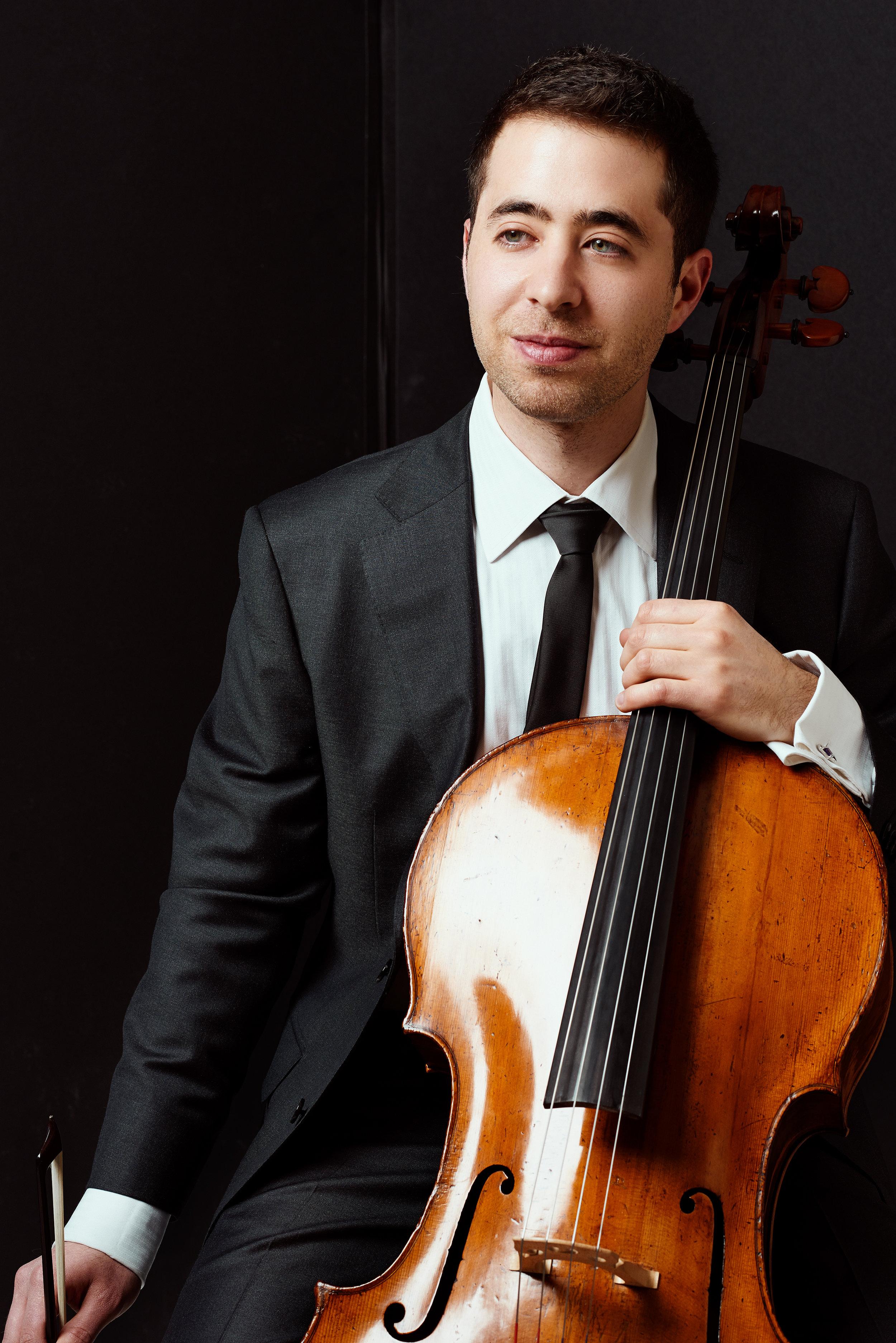 Matthew Zalkind, cello