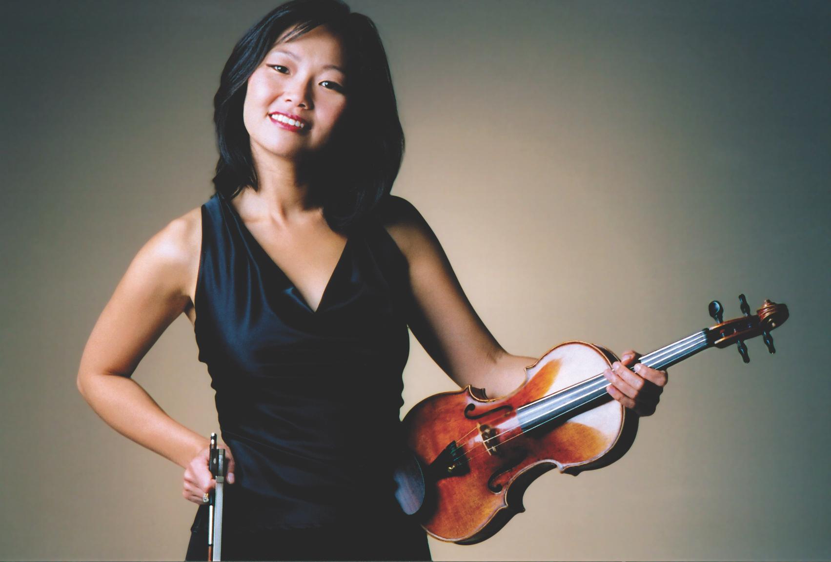 Yumi Hwang-Williams, violin
