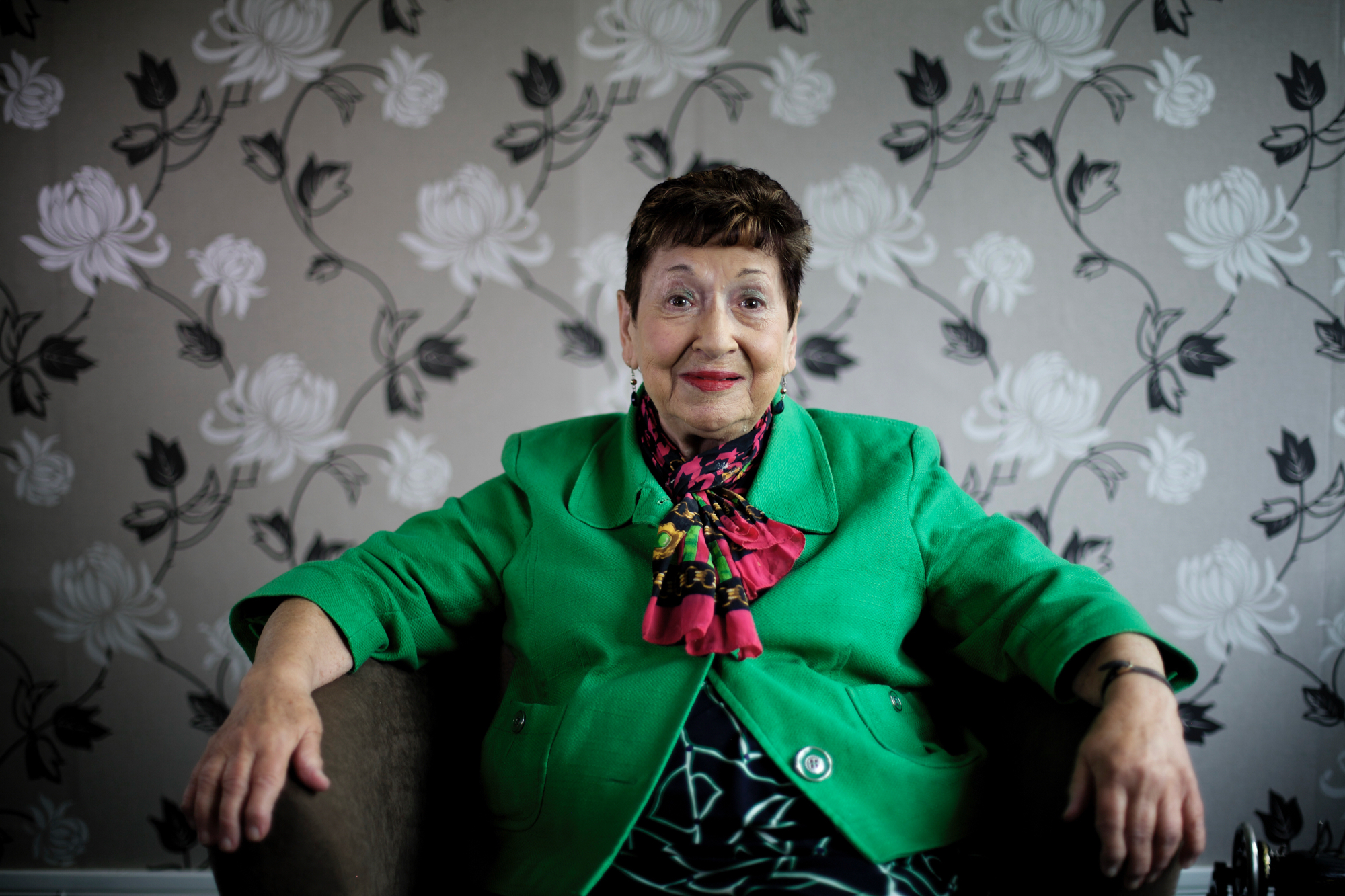 Barbara Davidson, Age UK