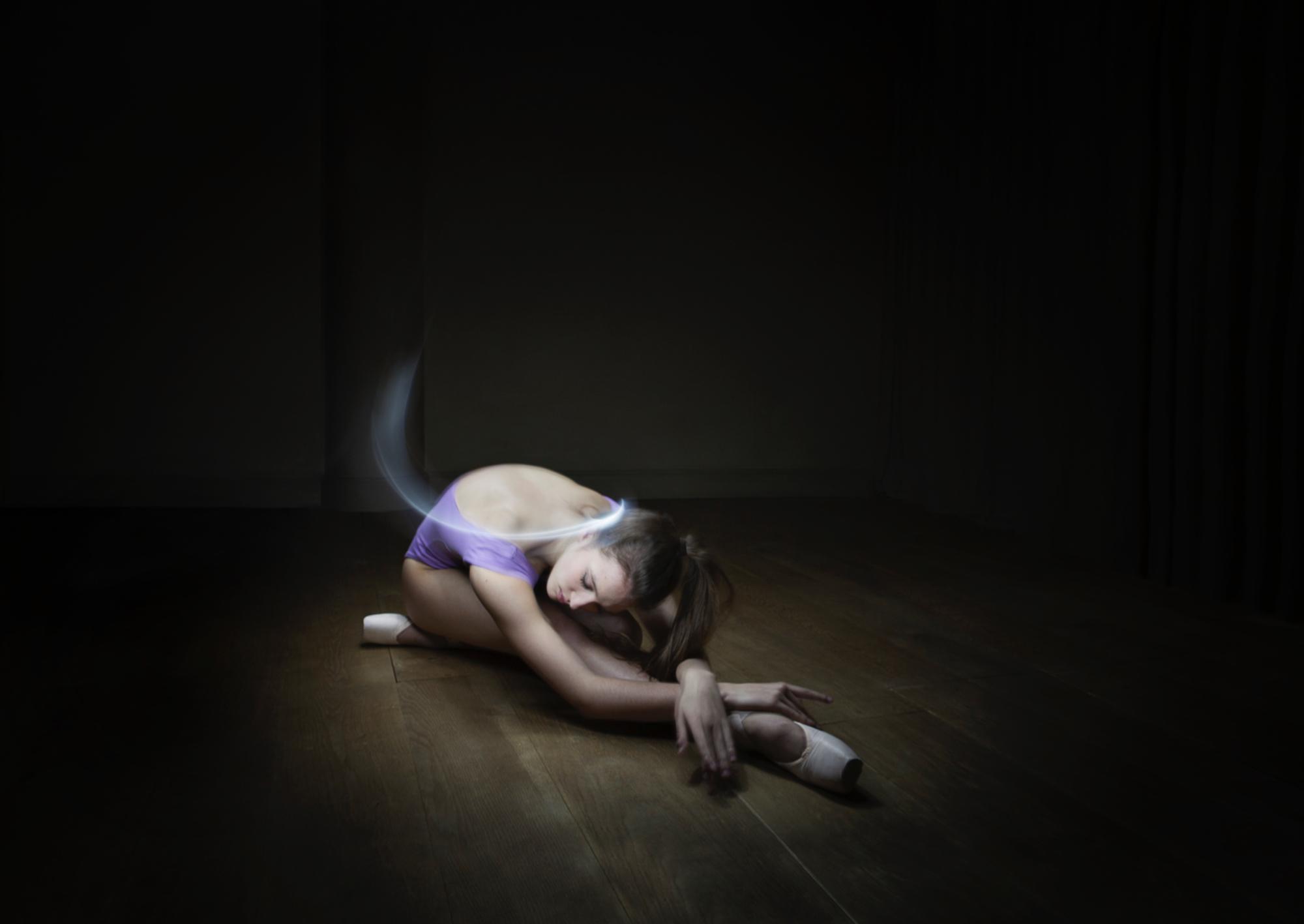 Nadia Mullova-Barley, Light Painting