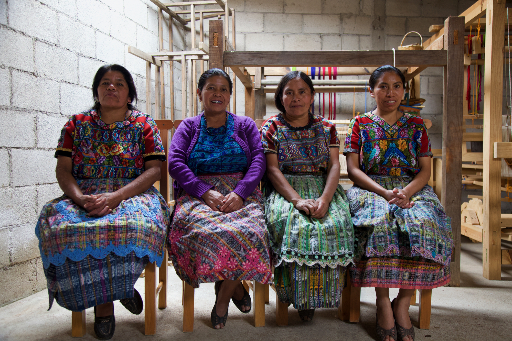 Weaving Widows, Guatemala