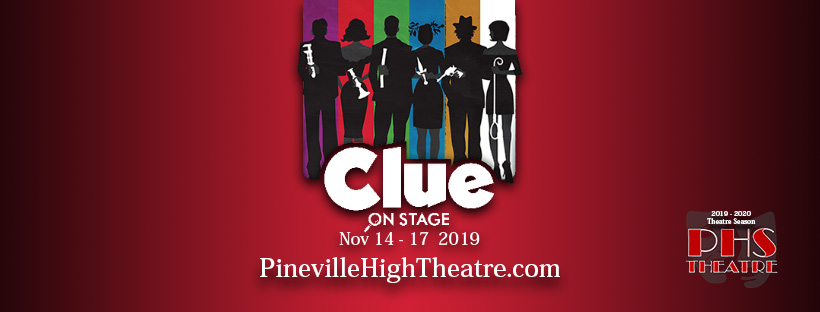 Clue PHS On stage