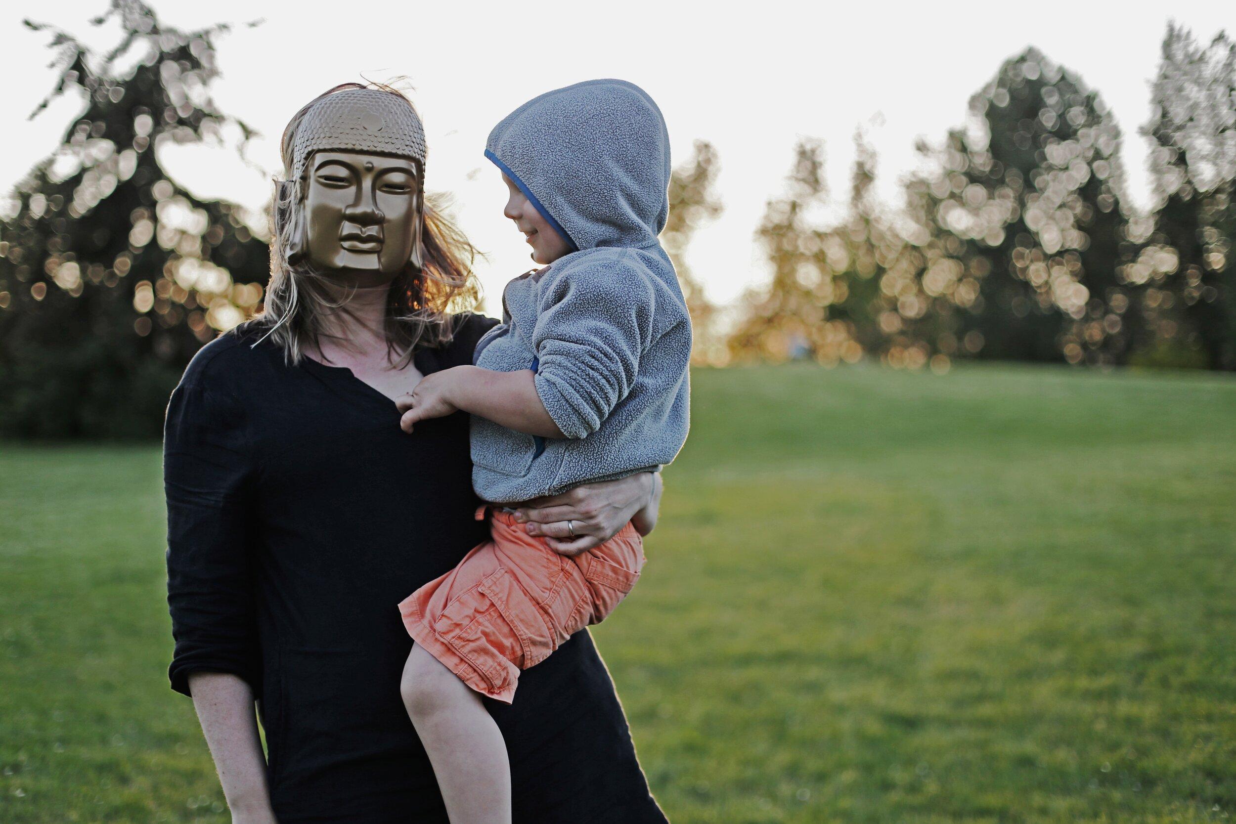 Stop Losing Yourself In Motherhood - Monica Amman