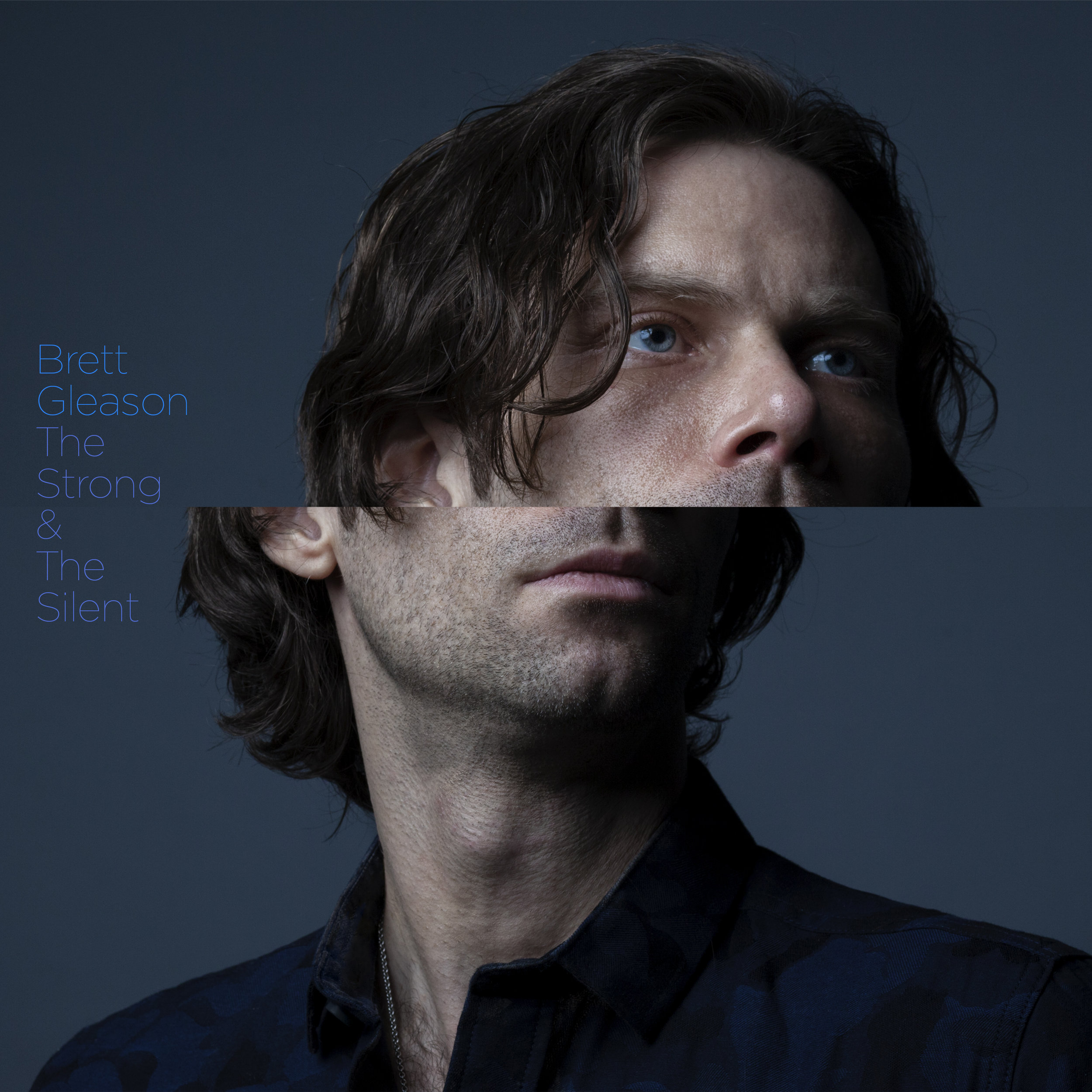 Brett Gleason Single Art The Strong & The Silent.jpg