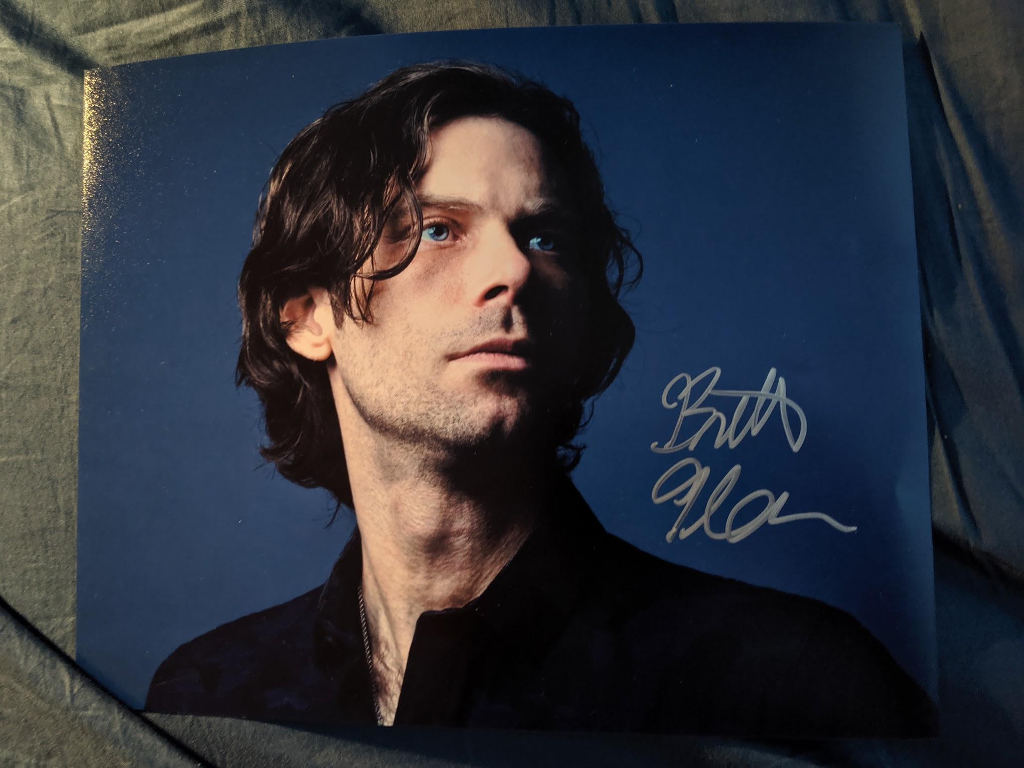 Autographed Print