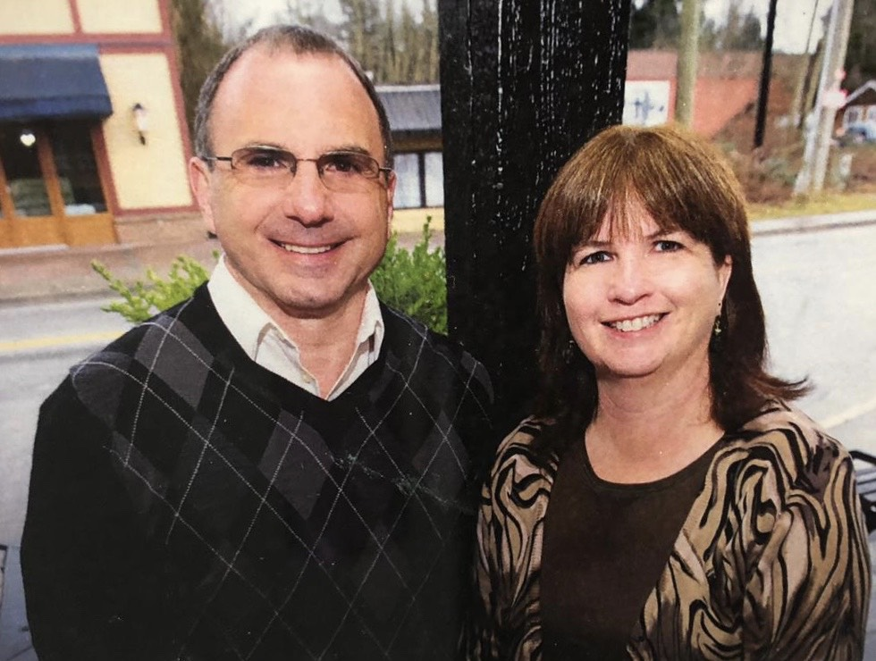 Sergio and Nancy Bersaglio, directors of Villages of Hope Africa