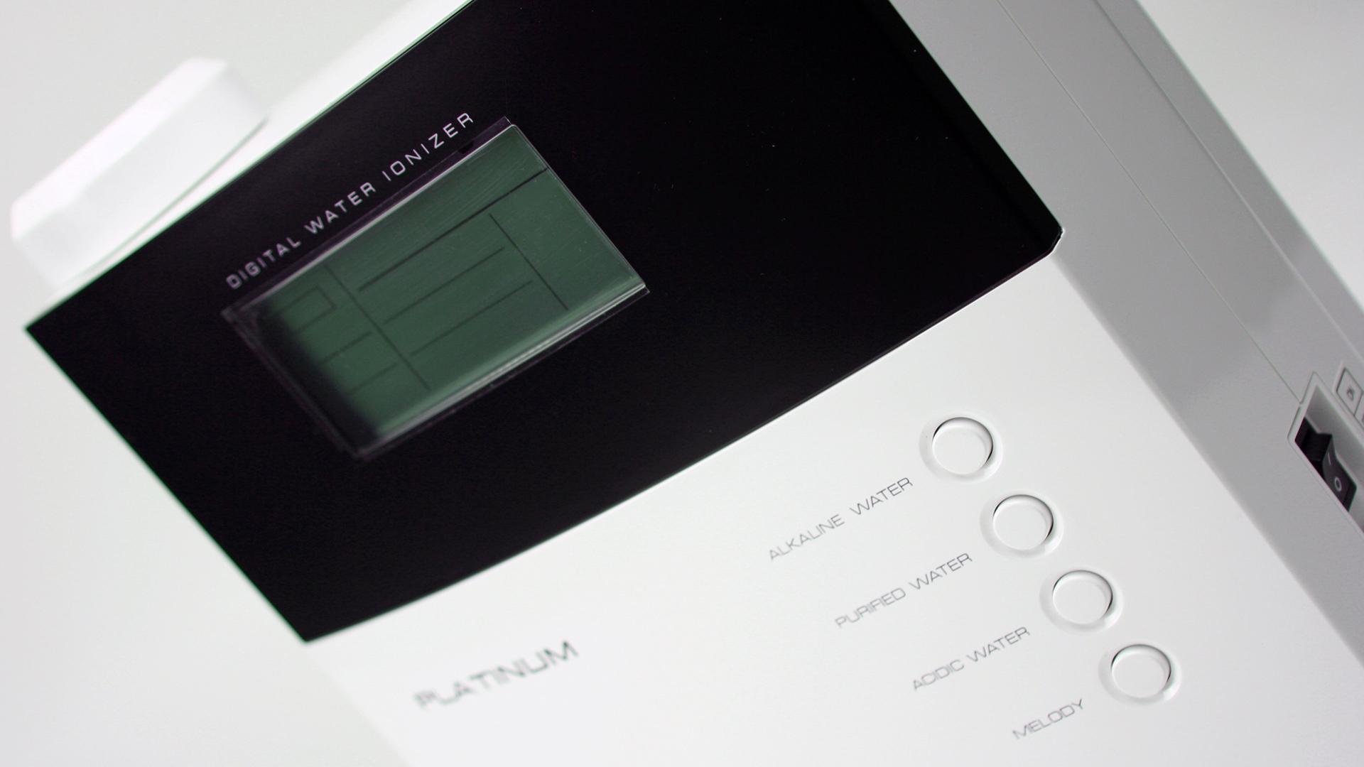 Platinum Ionized Water - Visit WebsiteWarranty Info