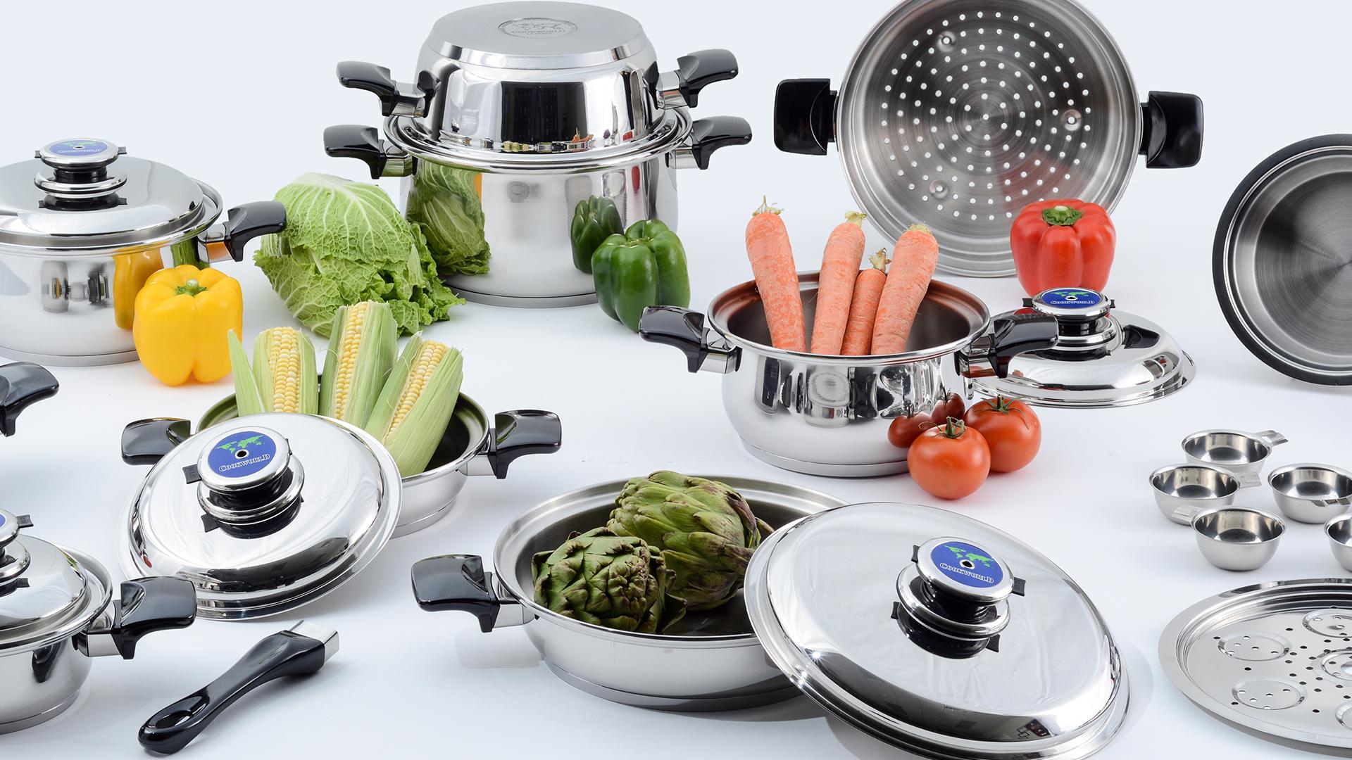 Cookworld USA - Visit WebsiteWarranty Info