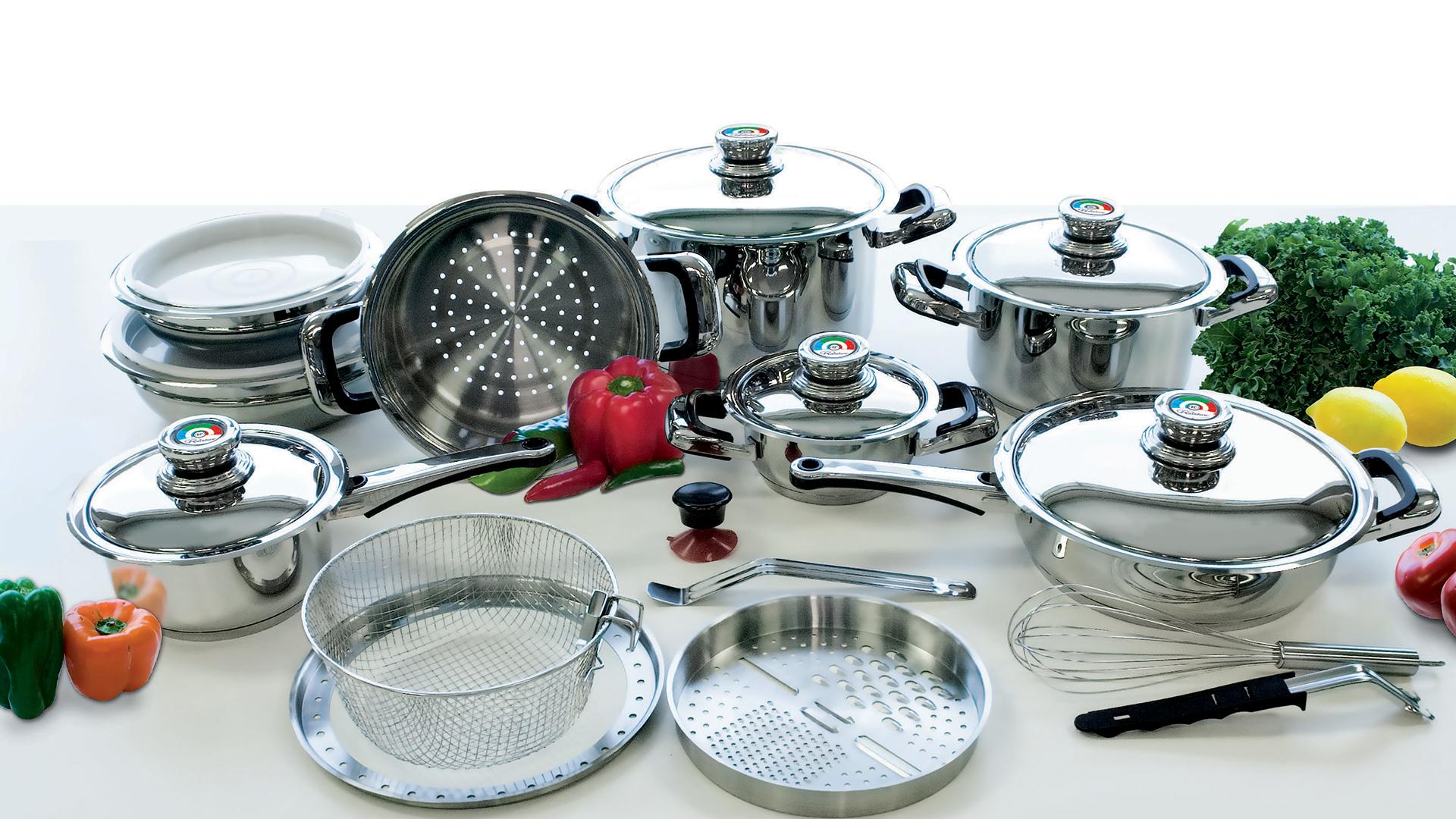 Rainbow Cooking System - Visit WebsiteWarranty Info