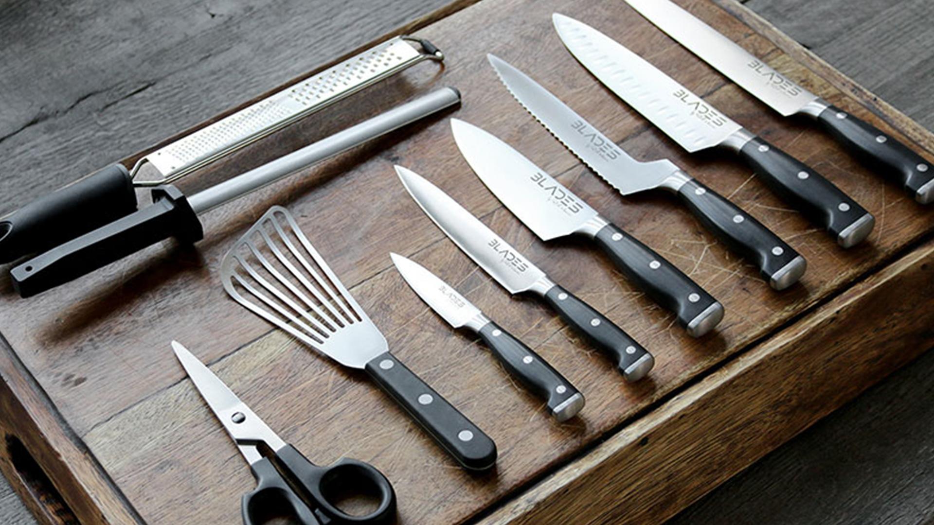 Blades by Rick Moonen - Visit WebsiteWarranty Info