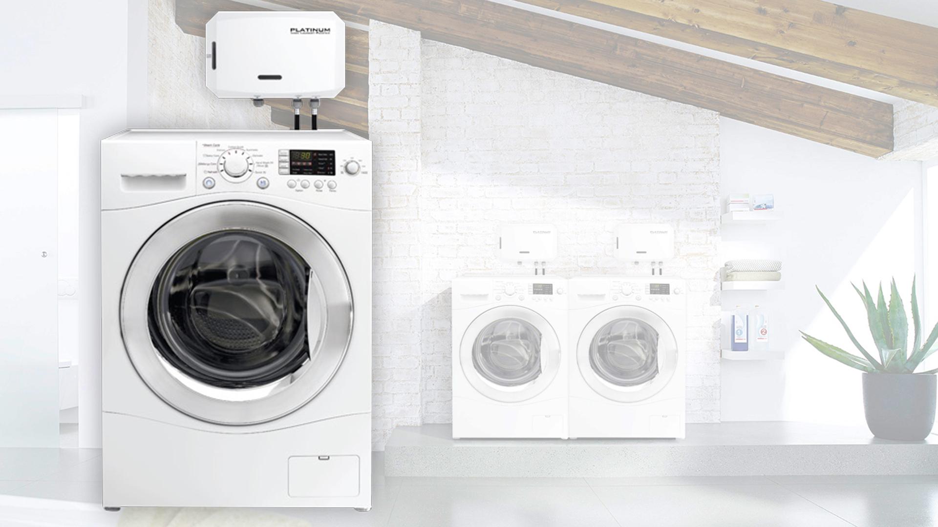 Platinum Laundry Purifier - Visit WebsiteWarranty Info