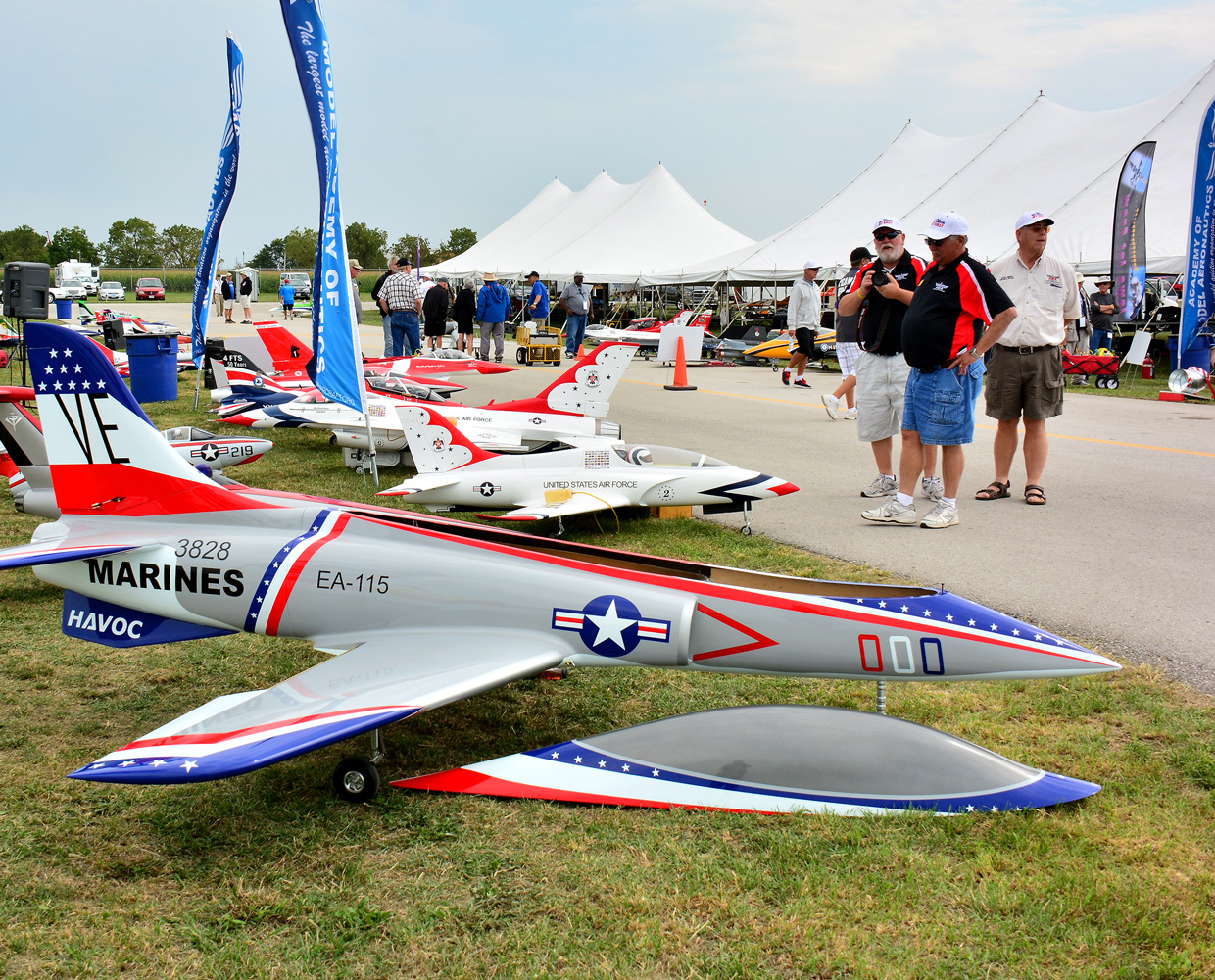 NATIONAL JET RALLY REGISTRATION -