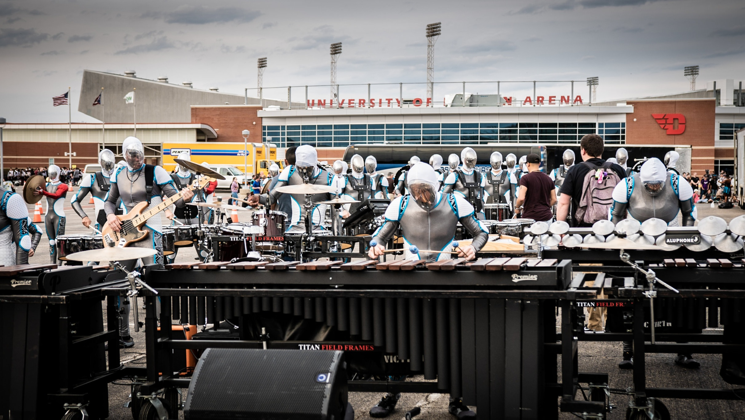 Vigilantes Indoor Percussion, 2019