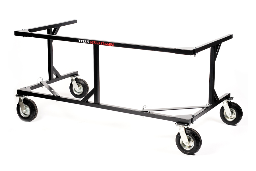 SINGLE TIER PERCUSSION RACK FIELD FRAME -