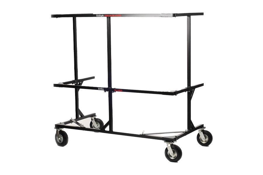 DOUBLE TIER PERCUSSION RACK FIELD FRAME -