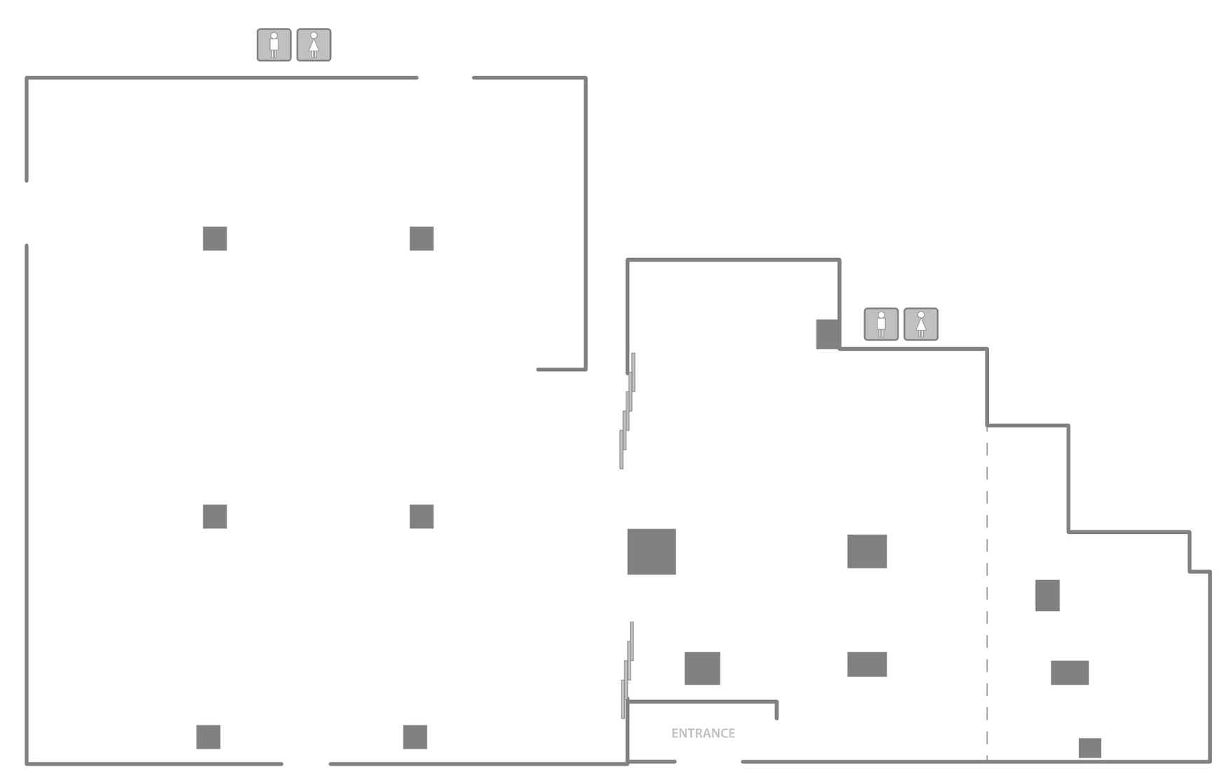 Image of Floor Plan for CNVS Events