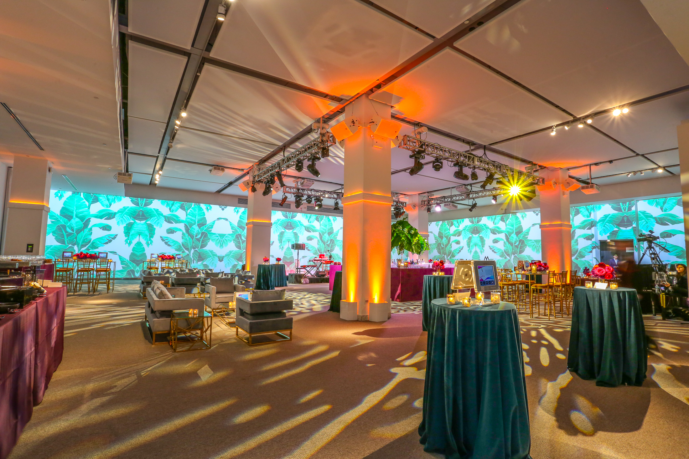 Image of Event Setup at CNVS Events