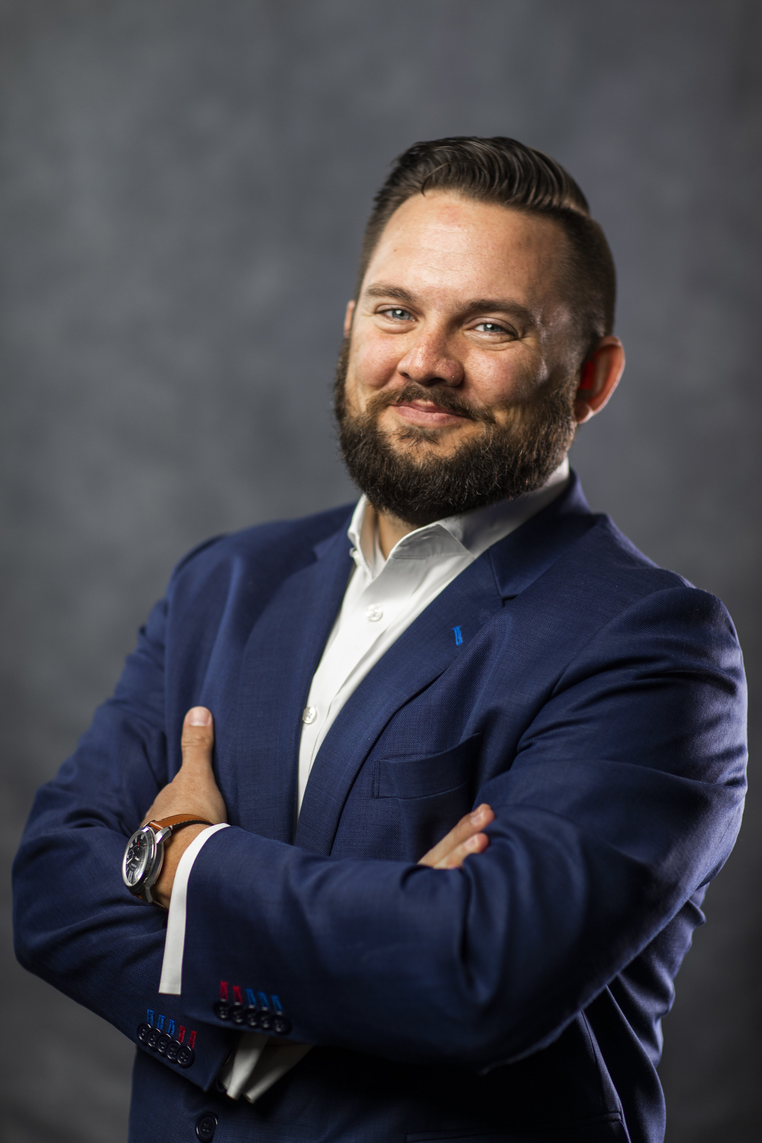I'm Ben Chappell - I want to be your investment professional