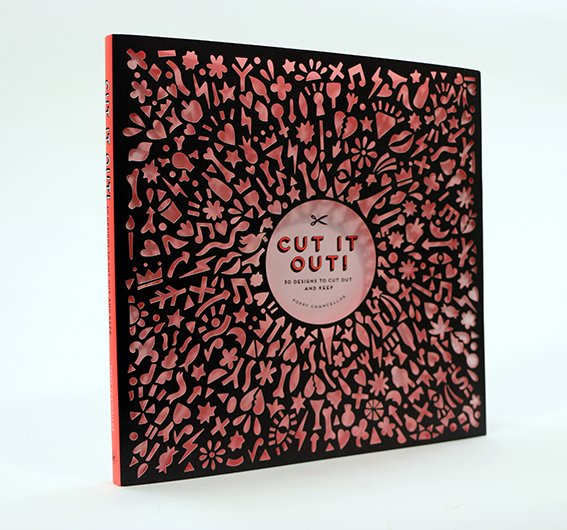 Cut It Out - Book