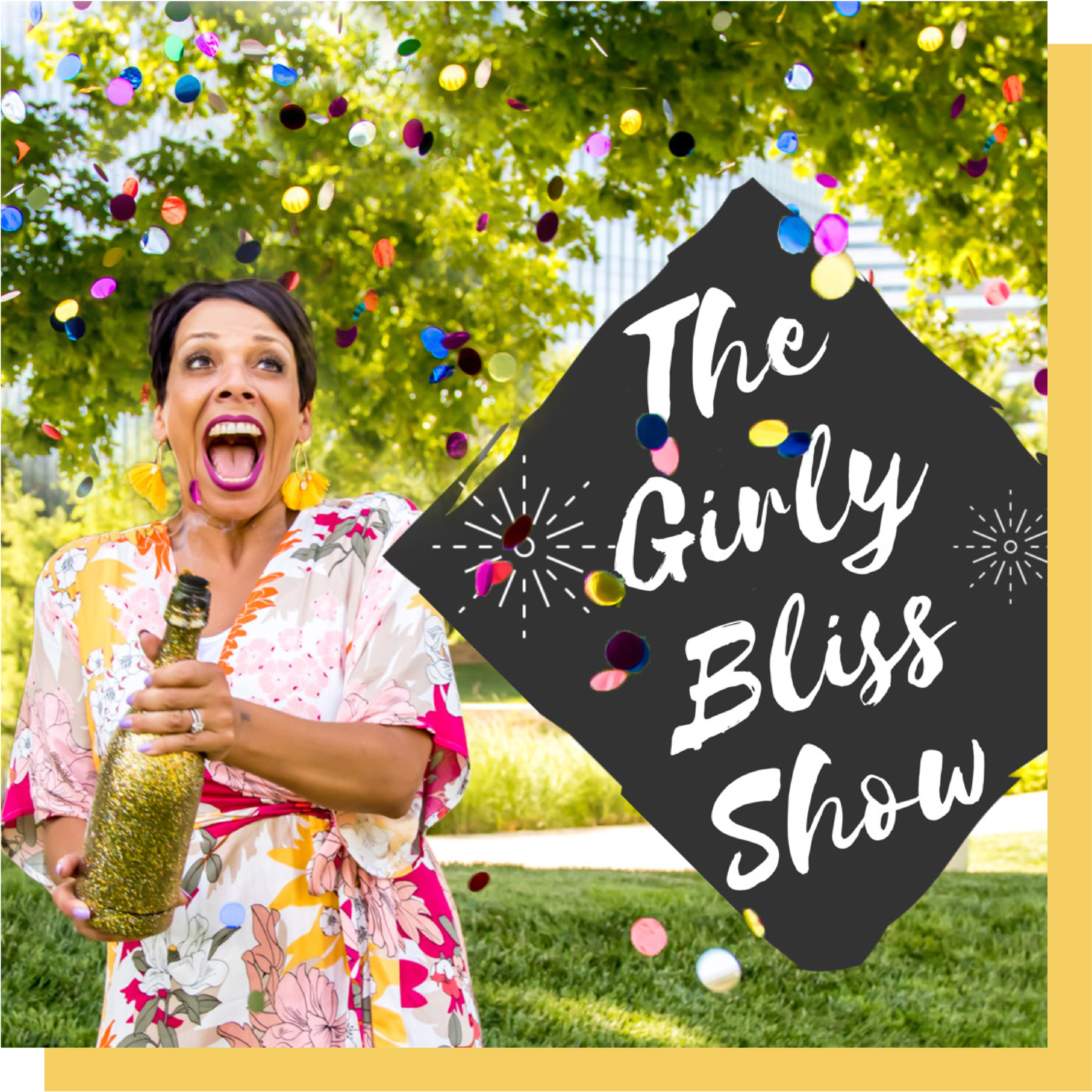 Podcast - The Girly Bliss Show is for women in every stage and season.Every episode is designed to encourage, equip, and empower you to discover and live your best life with mindful practices, truth bombs, and practical tips. Listen, subscribe, and follow along on Facebook and Instagram.