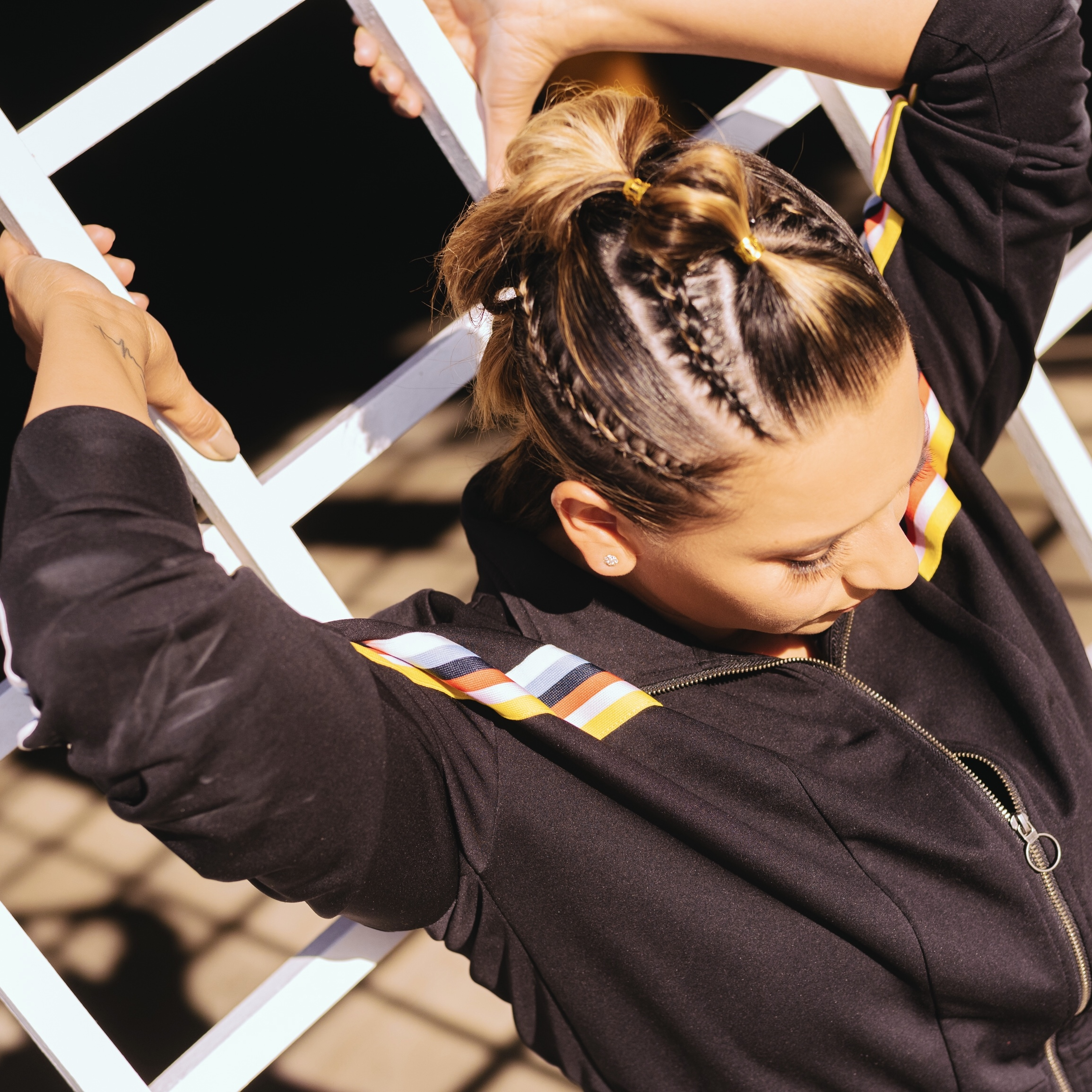 It's a braid fever! -