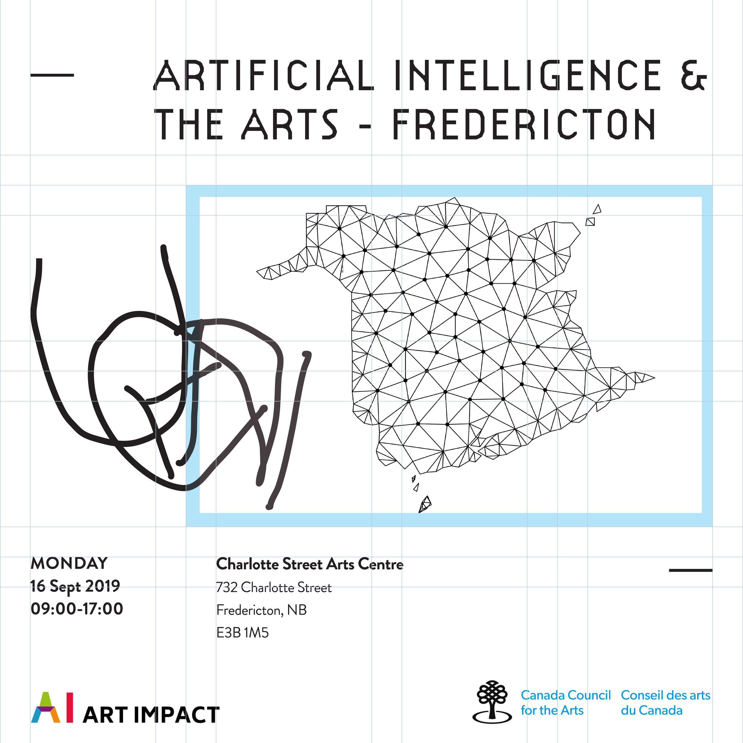 Artificial Intelligence and the Arts - Fredericton