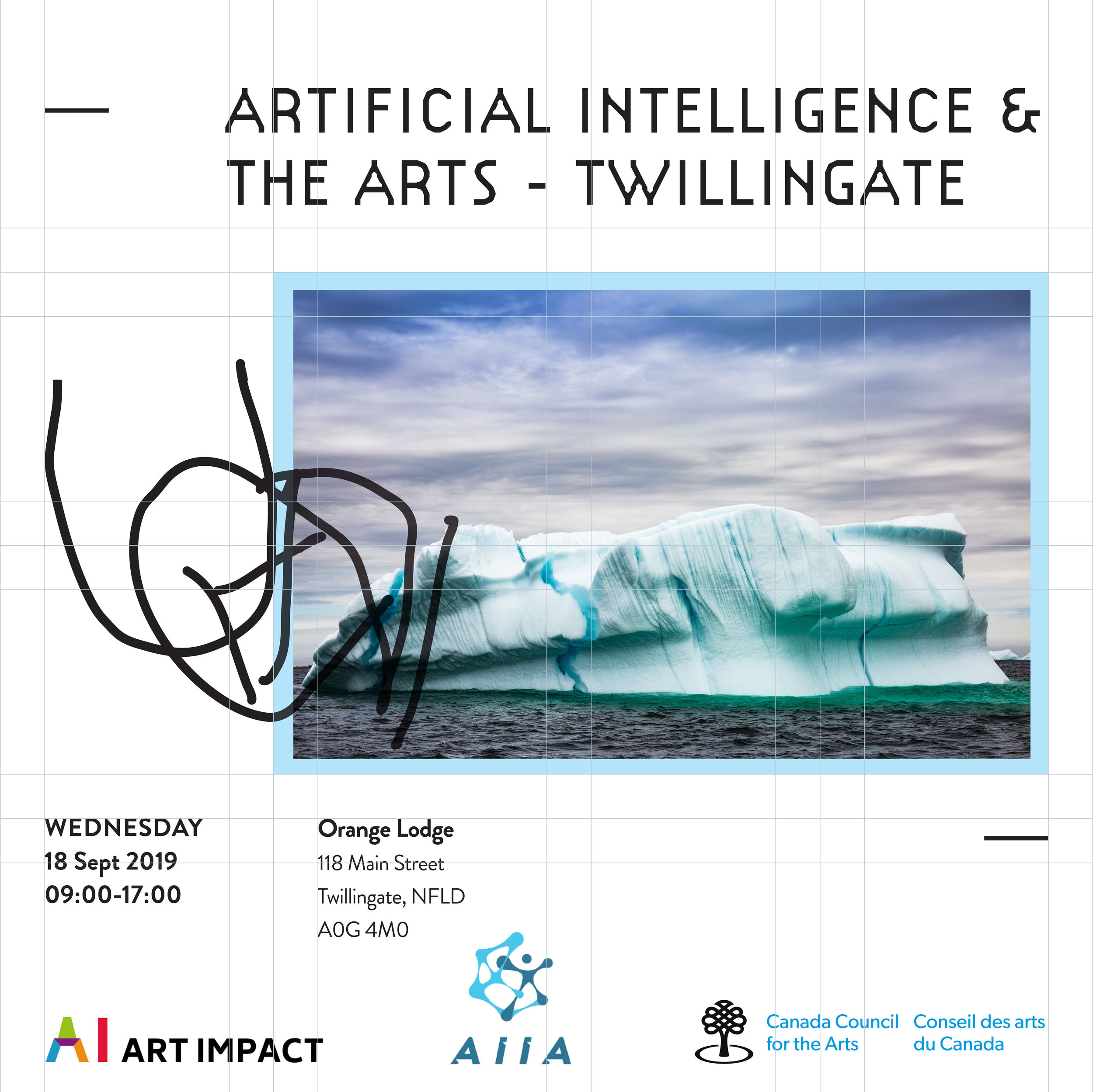 Artificial Intelligence and the Arts - Twillingate