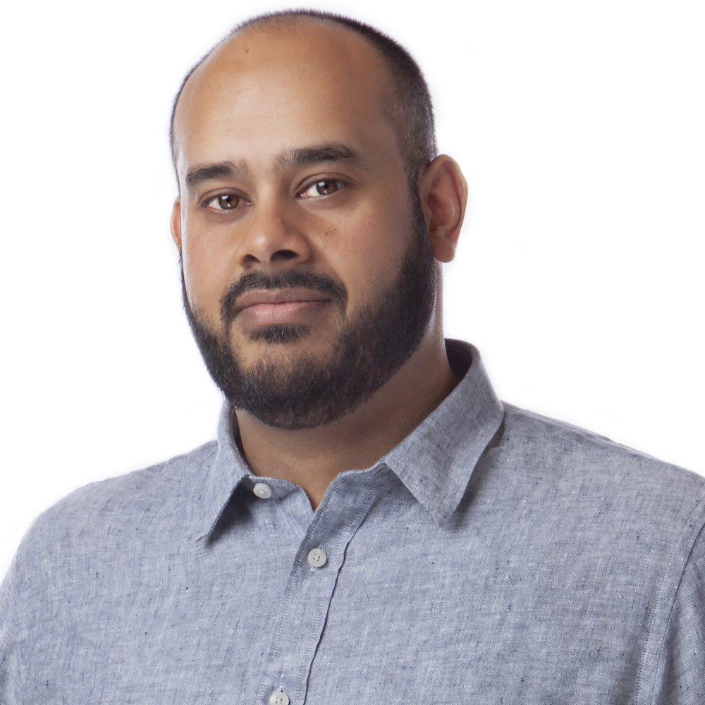 Khalid Eidoo - Co-Founder and CEO